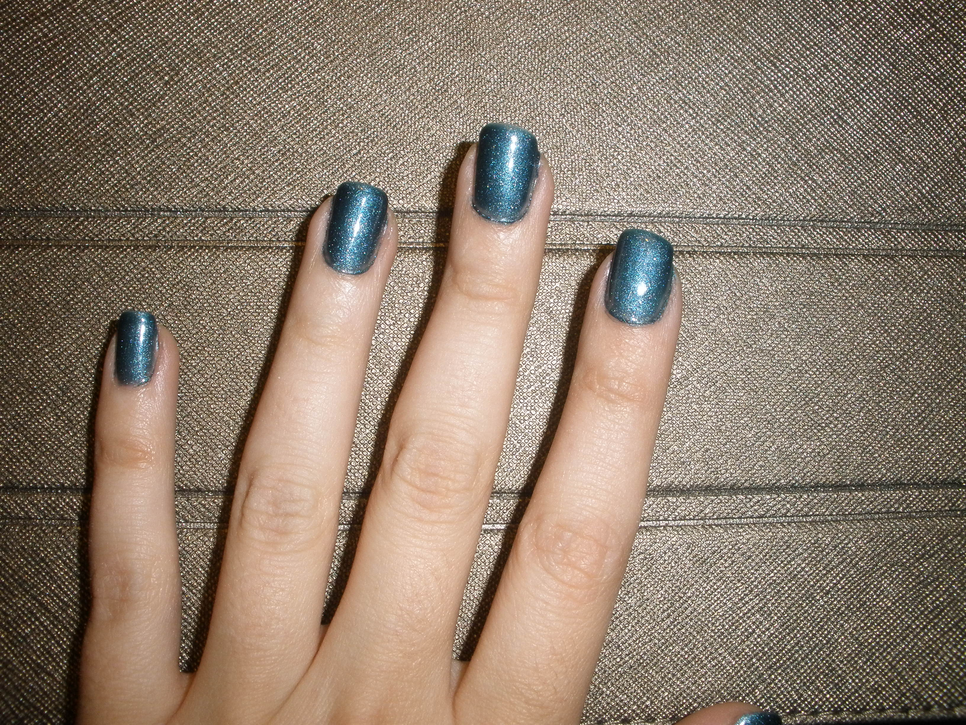 gel nails at home