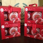 Body Shop Mini Gift Cubes